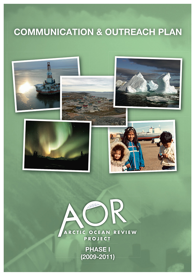 AOR Communication and Outreach Plan Apr 2010
