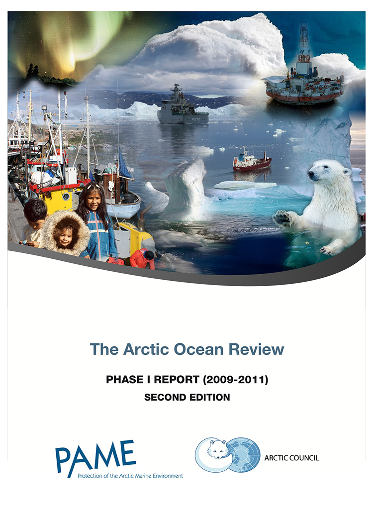 AOR Phase I Report to Ministers 2011 2nd edition Nov 2013 b-1