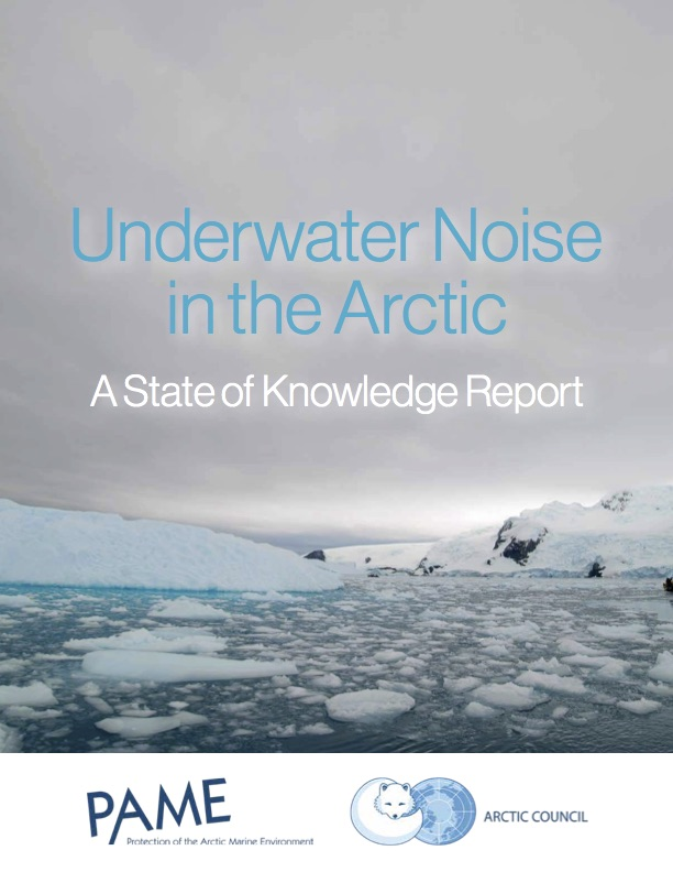 Underwater Noise A State of Knowledge report