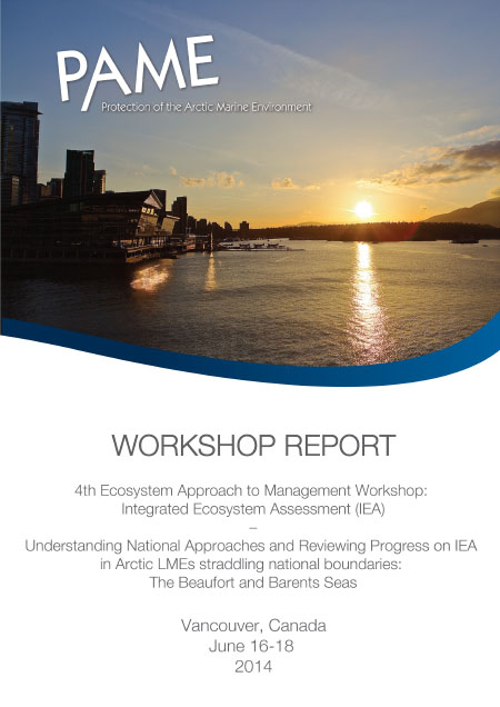 EA Workshop Report 4th EA June 16 18