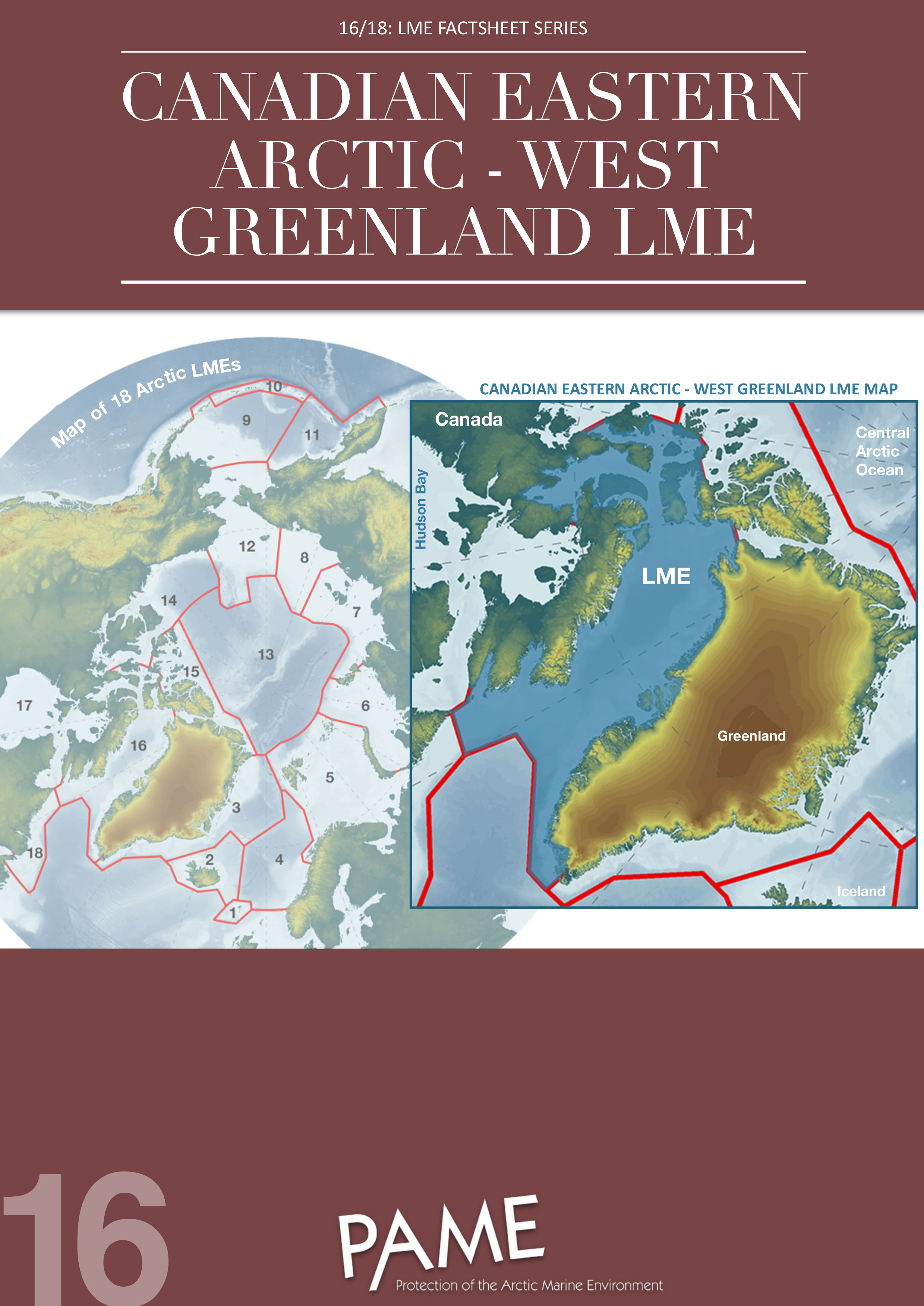 16 Canada East Arctic West Greenland LME