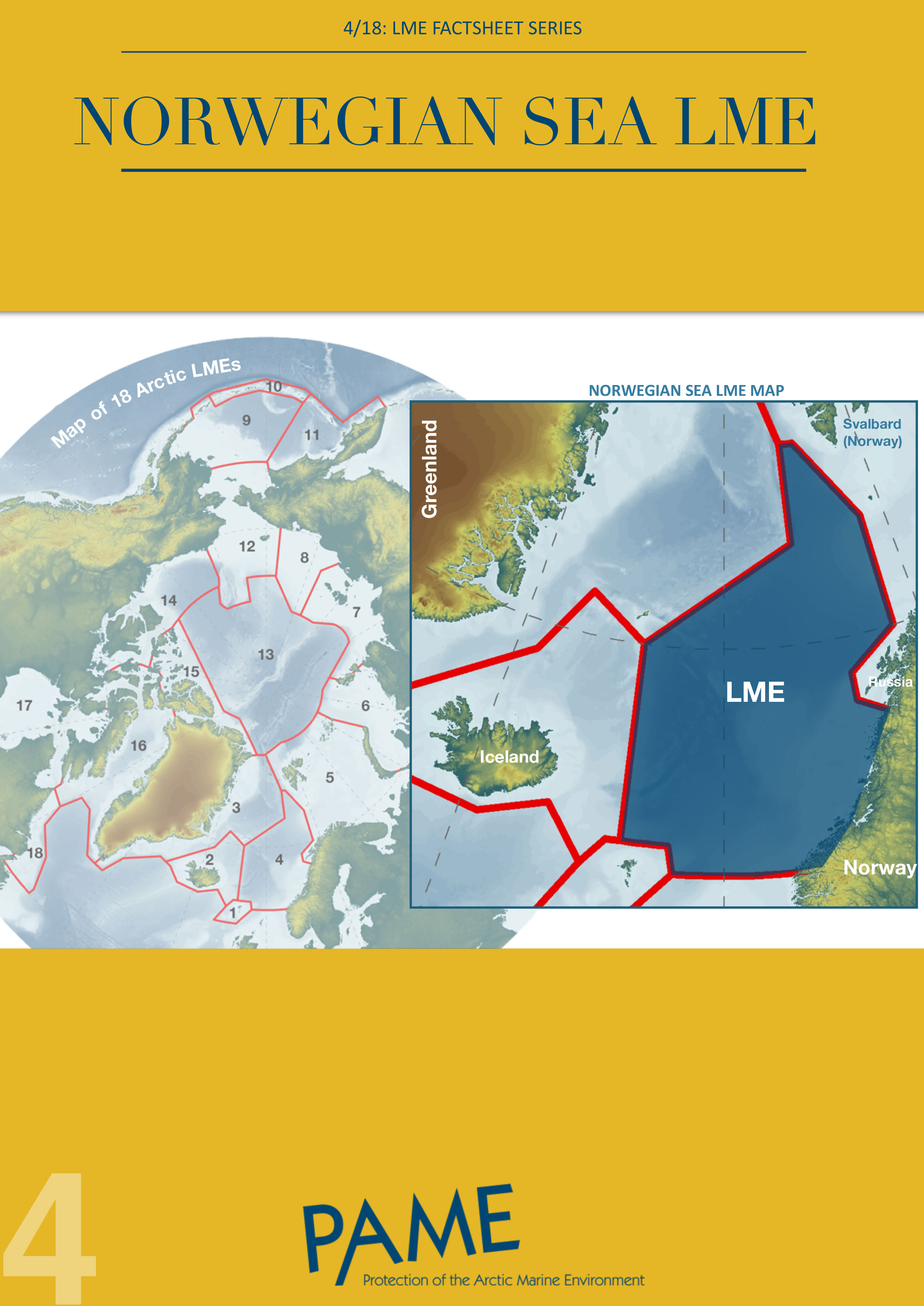 4 Norwegian Sea LME