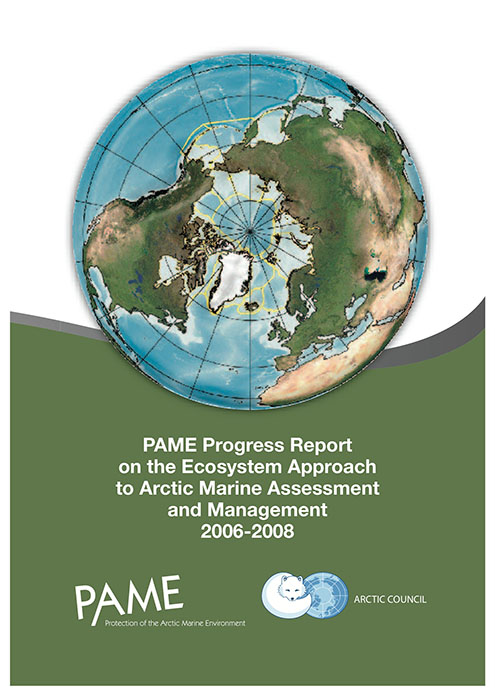 PAME Progress Report on Ecosystem Approach