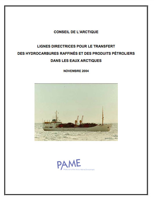 Oil Transfer Guidelines French