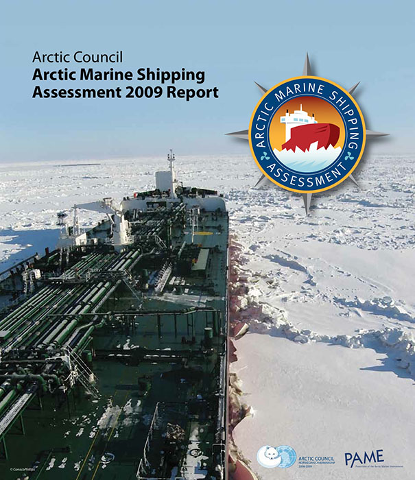 Arctic Marine Shipping Assessment Documents