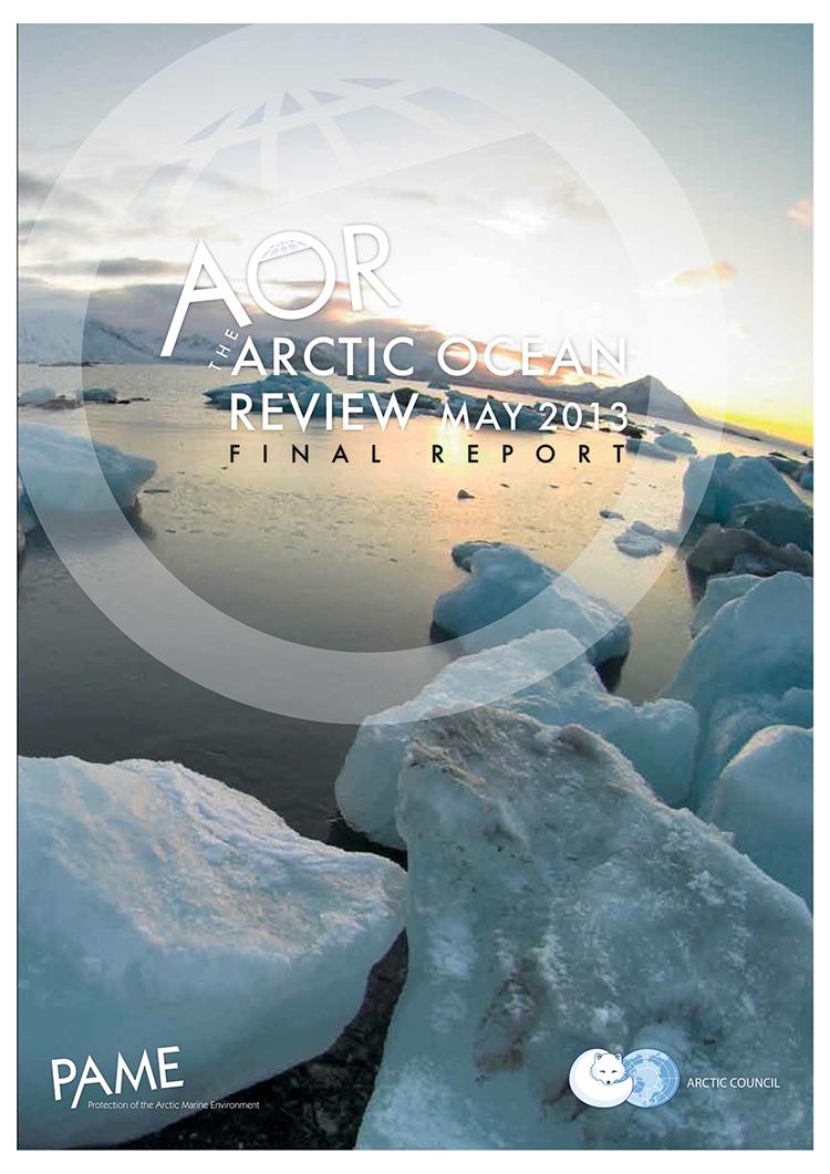 Arctic Ocean Review Report