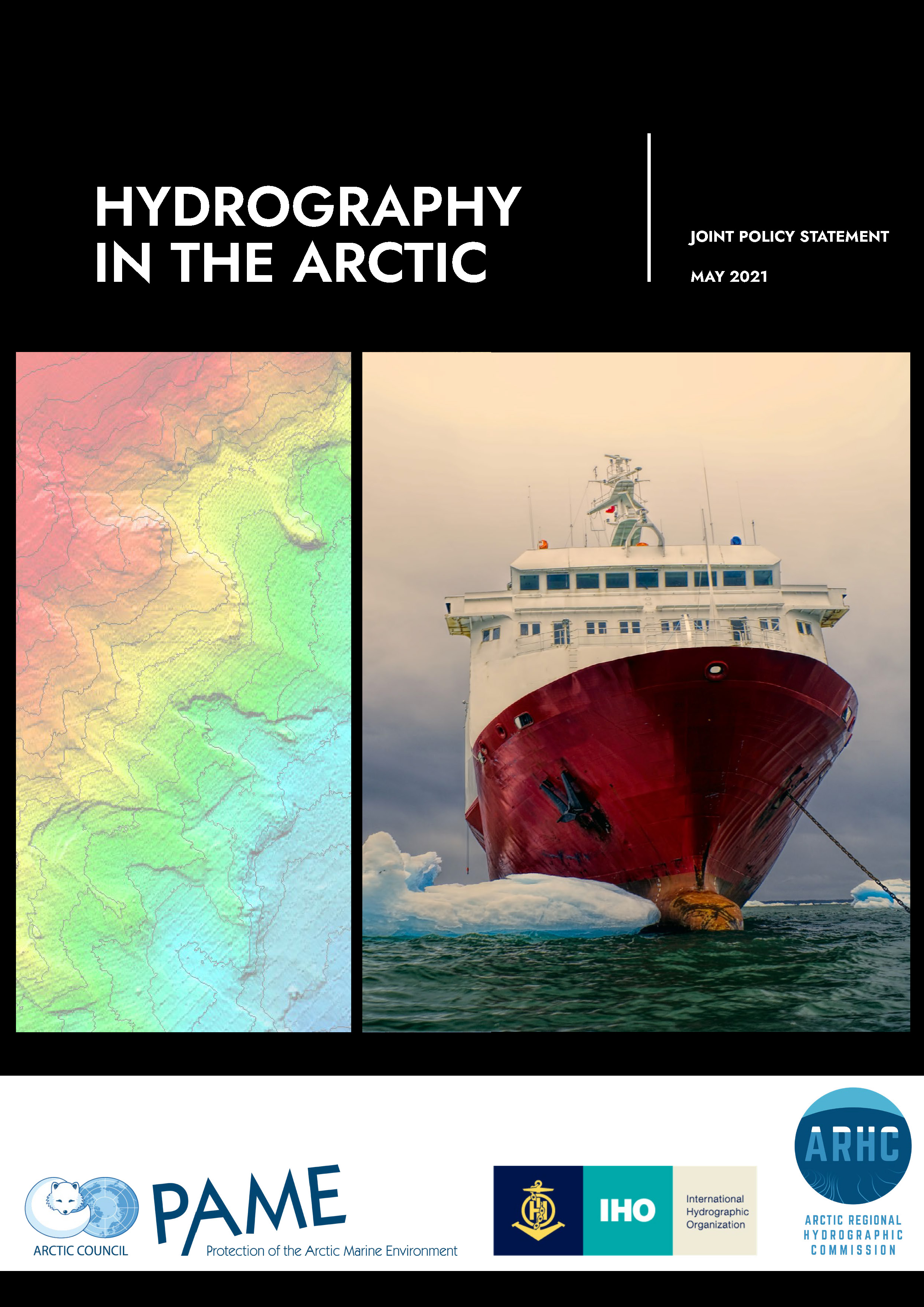 Hydrography in the Arctic: Joint policy Statement by the Arctic Council and ARHC