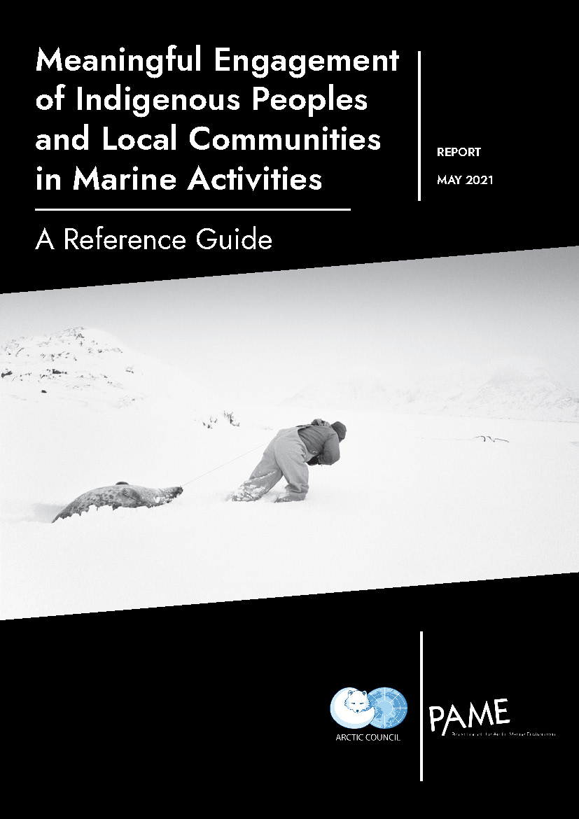Meaningful Engagement of Indigenous Peoples and Local Communities in Marine Activities (MEMA) Reference Guide