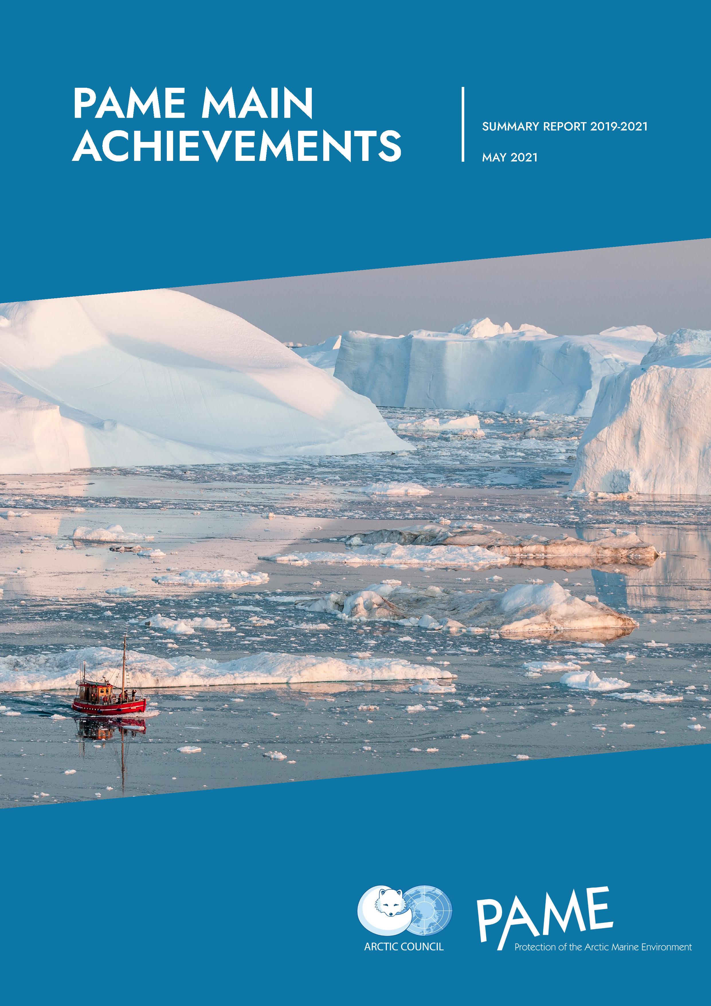 PAME Achievements Report 2019-2021