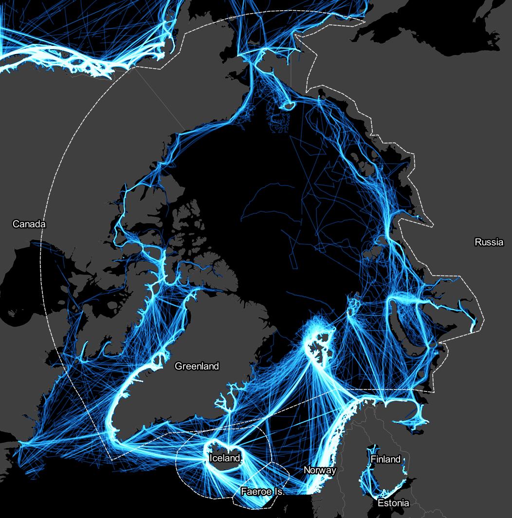 Arctic Marine Tourism