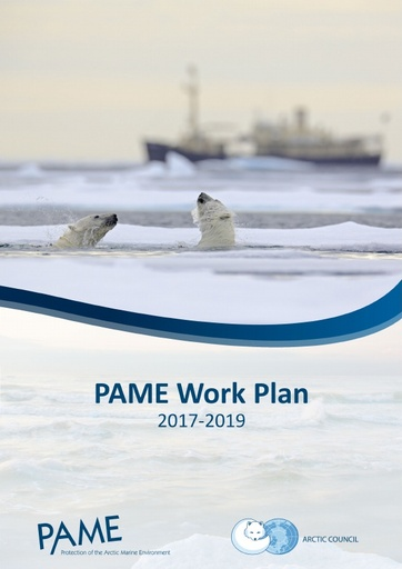 PAME Work Plan 2017-2019 (For approval)