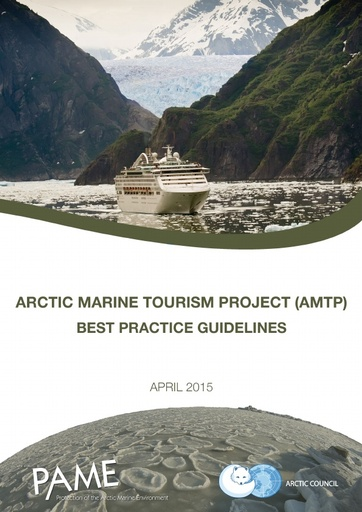 Arctic Marine Tourism Project - Best Practice Guidelines