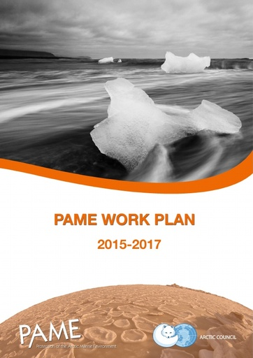 PAME Work Plan 2015-2017
