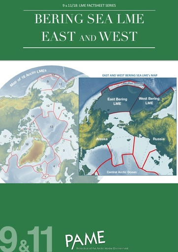 Bering Sea LME Factsheet Series