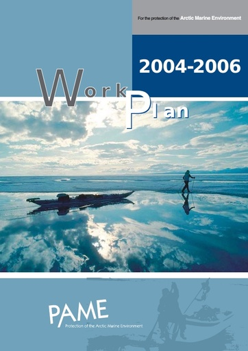 PAME Work Plan 2004-2006