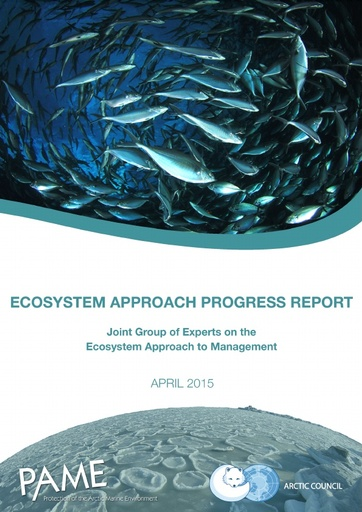 Ecosystem approach to Management - Progress Report