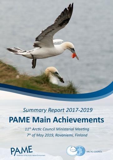 PAME 2017-2019 PAME Achievements Report