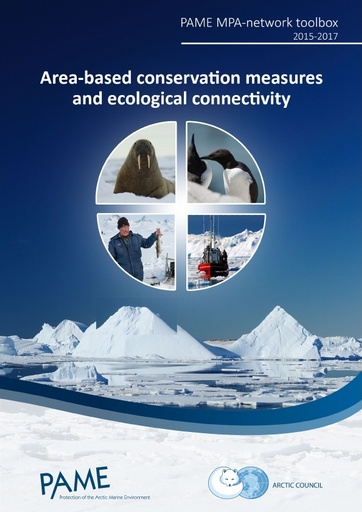 PAME MPA Network Toolbox Area based conservation measures and ecological connectivity (For approval)