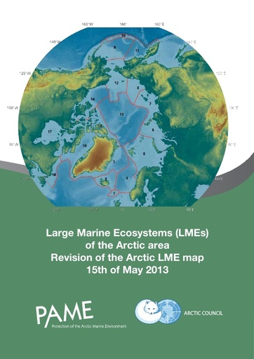 Revisions of the Arctic LME map