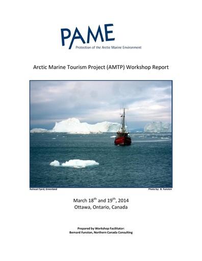 AMTP Workshop Summary (March 2014)