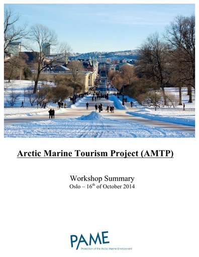 AMTP Workshop Summary (October 2014)