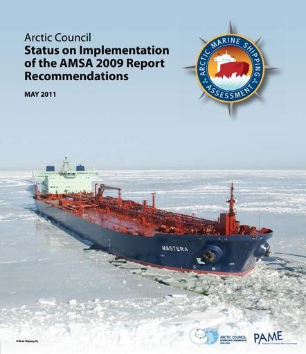AMSA Status of Implementation report (2011)