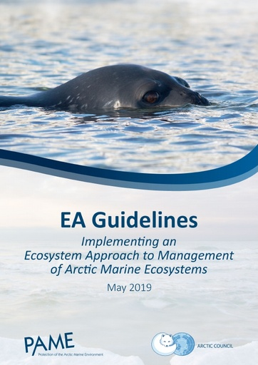Guidelines for Implementing an Ecosystem Approach to Management of Arctic Marine Ecosystems