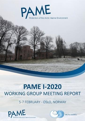 PAME I 2020 Meeting Report