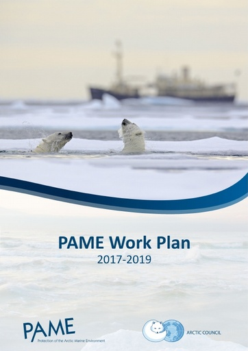PAME Work Plan 2017-2019