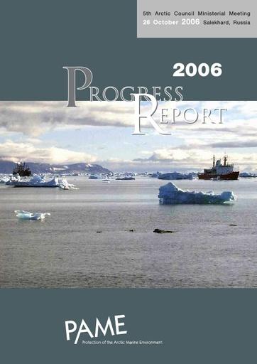 PAME Main Achievements 2004-2006 Report