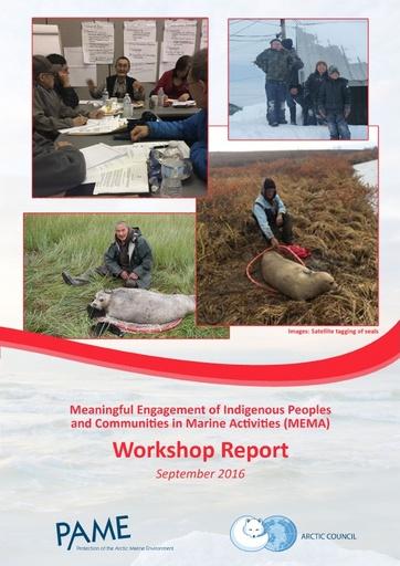 MEMA Workshop Report (For information)