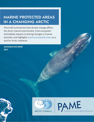 MPA Information Brief: Marine Protected Areas in a Changing Arctic