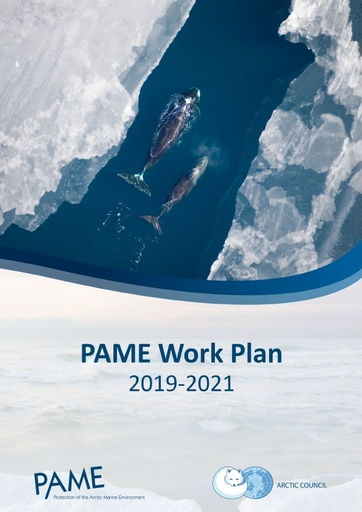 PAME 2019-2021 Work Plan