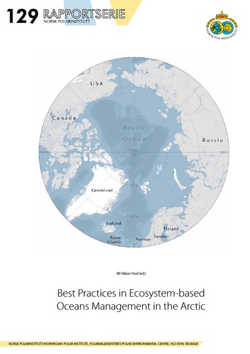 BePOMAr - Best Practices in Ecosystem-based Oceans Management in the Arctic