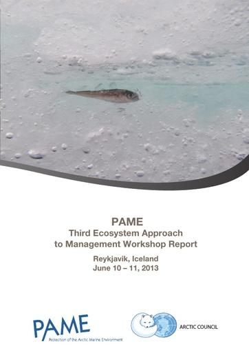 3th EA Workshop Report