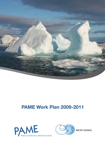 PAME Work Plan 2009-2011