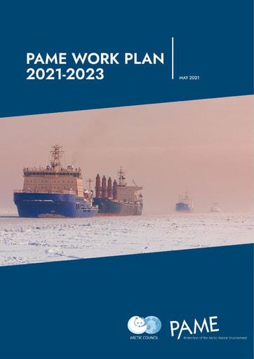 PAME 2021-2023 Work Plan