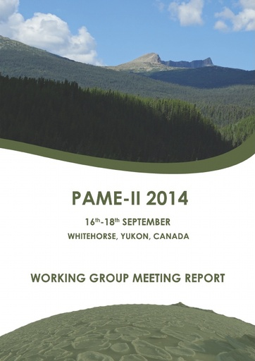 PAME II 2014 Meeting Report