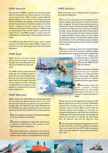 PAME Brochure