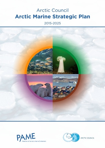 Arctic Marine Strategic Plan 2015-2025