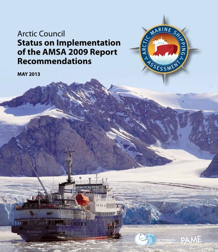AMSA Status of Implementation report (2013)
