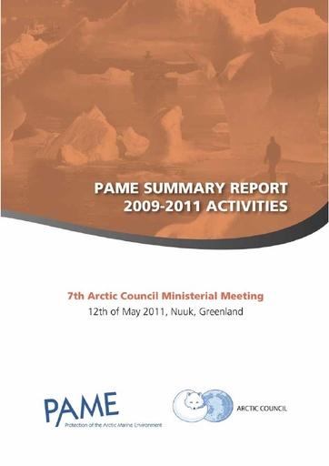 PAME Main Achievements 2009-2011Report