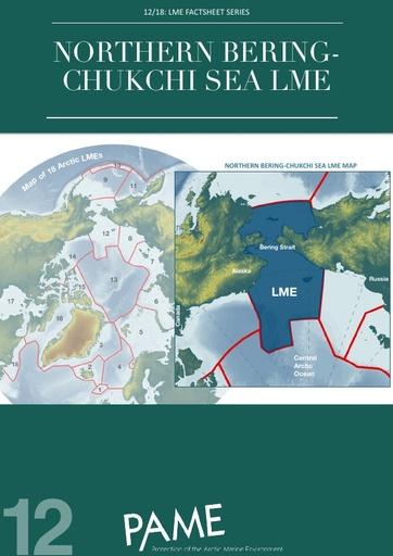 Northern Bering Chukchi Sea LME Factsheet Series