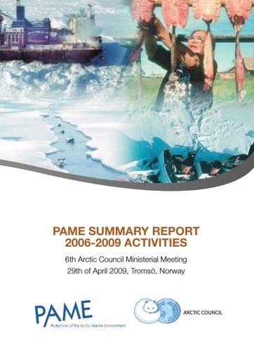 PAME Main Achievements 2007-2009 Report