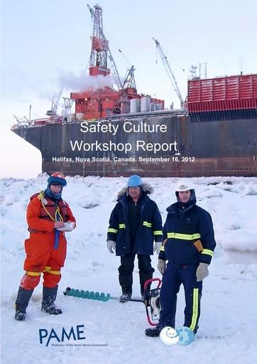 Safety Culture Workshop Report