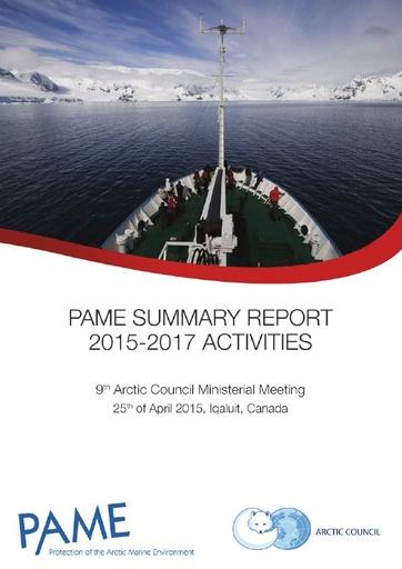 PAME Main Achievements 2013-2015 Report
