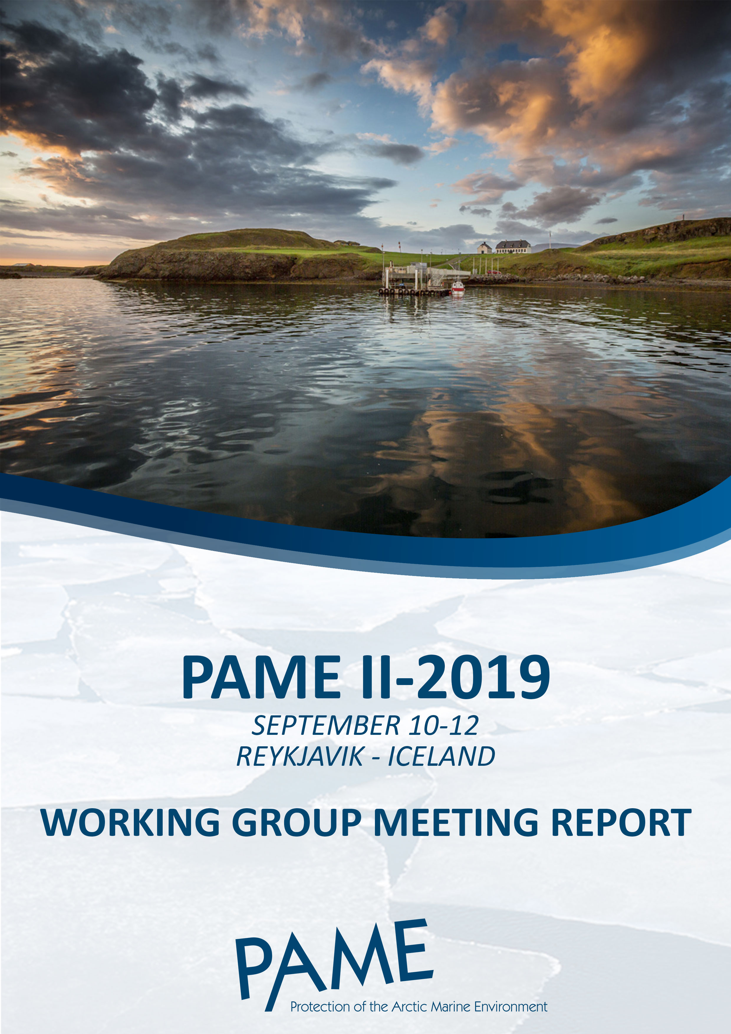 PAME II 2019 Meeting Report
